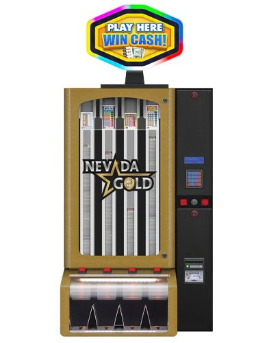 Nevada Gold II Ticket Dispenser
